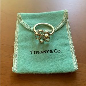 Tiffany & Co sterling silver Daisy Ring